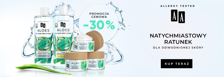 Akcja AA Aloes -30%