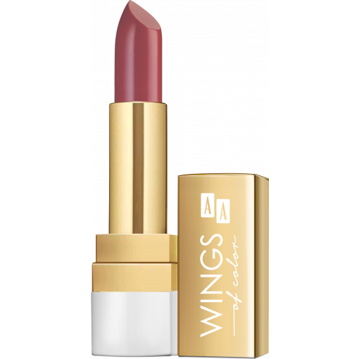 AA Wings of Color Lipstick Creamy Care Pomadka 12 Flamingo Beach 3,8 g