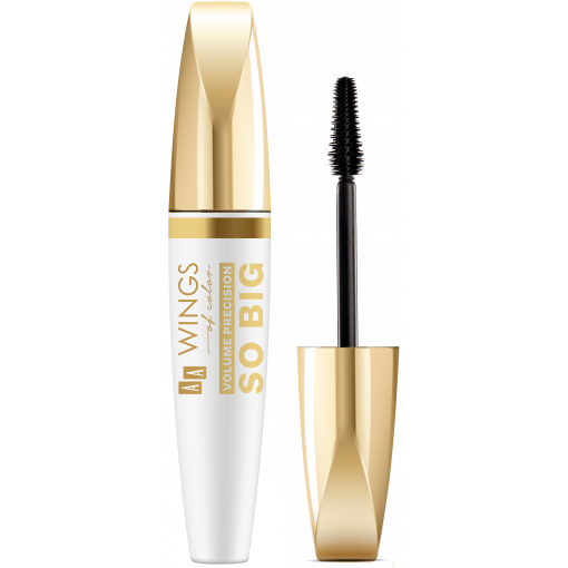 AA WINGS OF COLOR So Big So Thick Precision Mascara 6 g