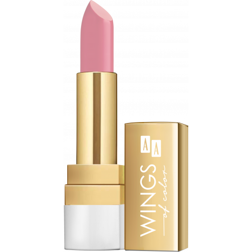 AA WINGS OF COLOR Lipstick Creamy Care 24 Pink Lagoon 3,8 g