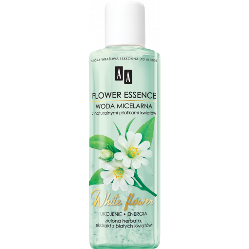 AA FLOWER ESSENCE Woda micelarna WHITE FLOWERS 200 ml