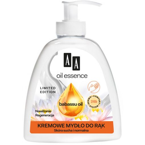 AA Oil Essence Kremowe mydło do rąk 285 ml