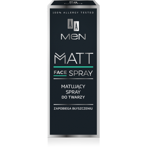 AA MEN Spray matujący do twarzy 30 ml