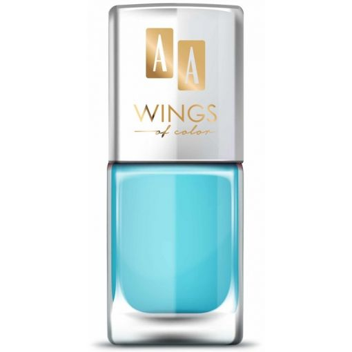 AA WINGS OF COLOR Nail Lacquer Lakier do paznokci 25 Blue Magic 11ml
