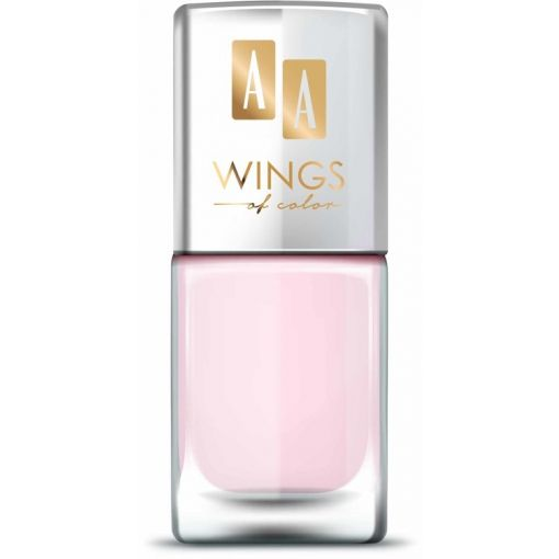 AA WINGS OF COLOR Nail Lacquer Lakier do paznokci 7 Nicoles Peony 11ml
