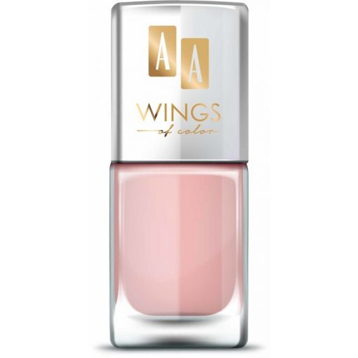 AA WINGS OF COLOR Nail Lacquer Lakier do paznokci 8 Water Lily 11ml