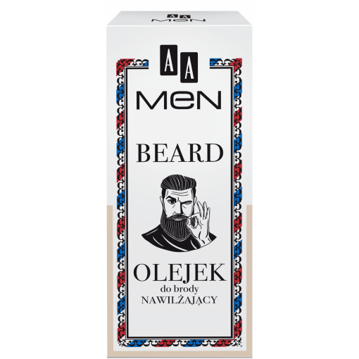 AA MEN BEARD Olejek do brody nawilżający 30 ml