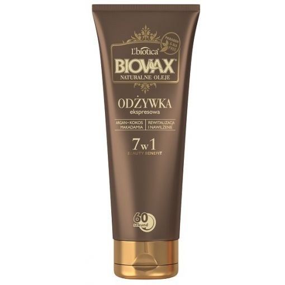 BIOVAX Odżywka Ekspresowa 7w1 Naturalne Oleje - 200 ml