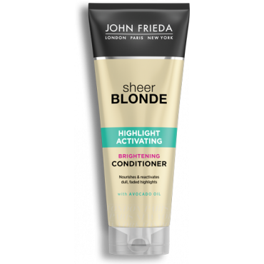 John Frieda® Sheer Blonde® Highlight Activating Brightening Conditioner 250 ml