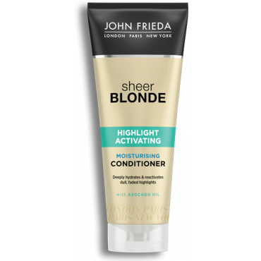 John Frieda Sheer Blonde Odżywka do jasnych blondów 250 ml