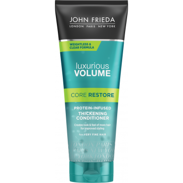 John Frieda Luxurious Volume Odżywka wzmaniająca do włosów delikatnych 250 ml