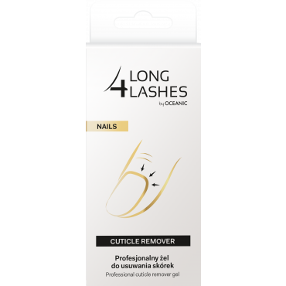 LONG4LASHES Nails profesjonalny żel do usuwania skórek do paznokci 10 ml