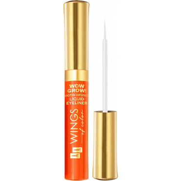 AA WINGS OF COLOR Eyeliner W Płynie Wow Grow! 06 Change To Orange 6ml