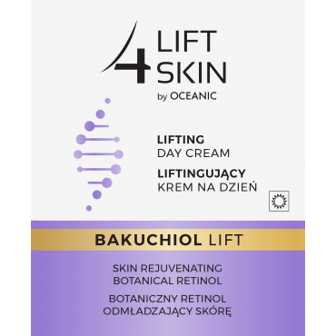 LIFT4SKIN BAKUCHIOL LIFT Liftingujący krem na dzień 50 ml