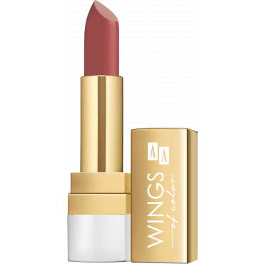 AA WINGS OF COLOR Lipstick Matt Care 02 Spanish Cortado 3,8 g