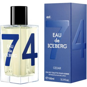 Iceberg Eau de Cedar Man EDT 100 ml