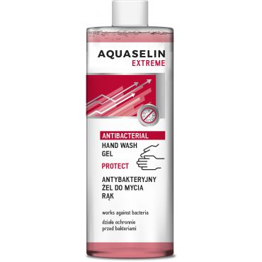 AQUASELIN EXTREME Antybakteryjny żel do mycia rąk 400 ml