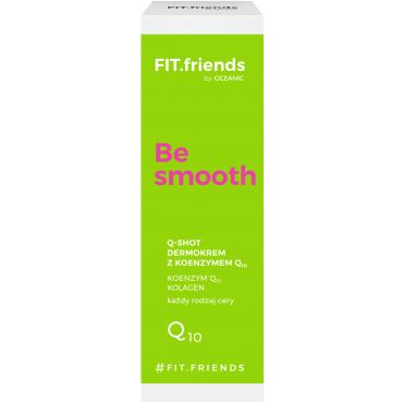 FIT.Friends Q10-Shot - dermokrem do twarzy z koenzymem Q10 30 ml