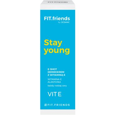 FIT.Friends E-Shot – Dermokrem 30 ml
