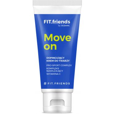 FIT.Friends Dopingujący krem do twarzy men 75 ml