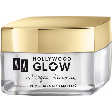 AA Hollywood Glow by Magda Pieczonka  Baza serum pod makijaż STAR LOOK 50 ml