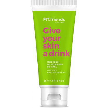FIT.Friends Skin-drink do ciała aloes 200 ml