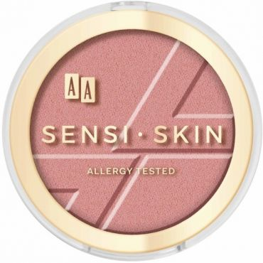AA Sensiskin Róż do policzów 01 fresh rose 9 g