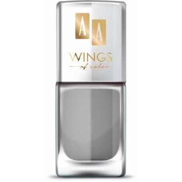 AA WINGS OF COLOR Nail Lacquer 3 Grey Hibiscus 11ml
