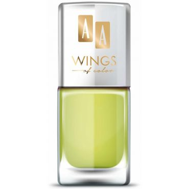 AA WINGS OF COLOR Nail Lacquer Lakier do paznokci 24 Spicy Kale 11 ml