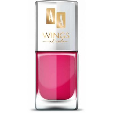 AA WINGS OF COLOR Nail Lacquer Lakier do paznokci 5 Exotic Lilac 11ml