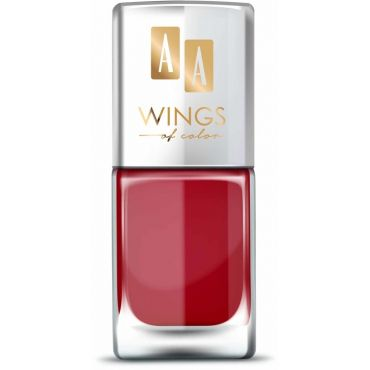 AA WINGS OF COLOR Nail Lacquer Lakier do paznokci  17 Cherry Lady 11ml