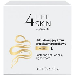 Lift4Skin odbudowujący krem przeciwzmarszczkowy na noc 50ml