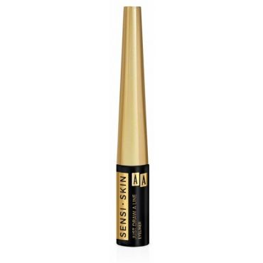 AA SENSISKIN JUST DRAW A LINE Eyeliner 01 Black 3ml