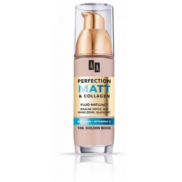 AA Make Up Perfection Matt&Collagen founadtion 106 35 ml