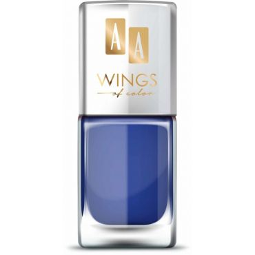 AA WINGS OF COLOR Nail Lacquer Lakier do paznokci  20 Blueberry Chic 11 ml