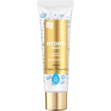 AA WINGS OF COLOR Hydro Baza SPF 30 30 ml