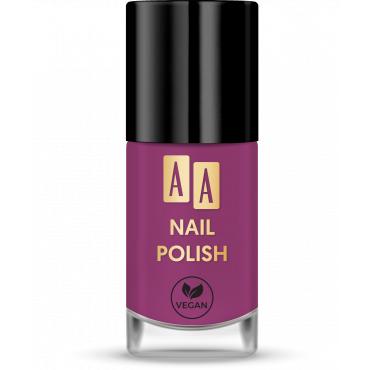AA NAIL POLISH Lakier Do Paznokci 12 Red Onion 8 ml
