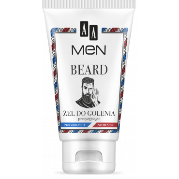 AA MEN BEARD Żel do precyzyjnego golenia 100 ml
