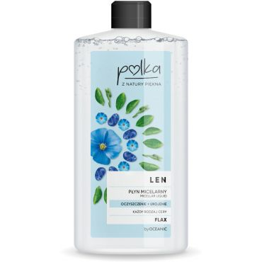 POLKA Płyn micelarny len oczyszczenie+ukojenie 400 ml