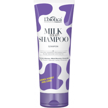 Professional Therapy Milk Shampoo- 250 ml