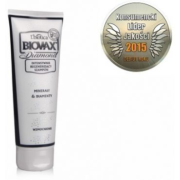 Biovax Glamour Diamond Szampon - 200 ml